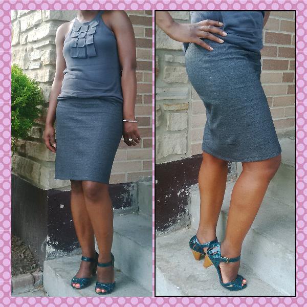 The Grey Element HD Skirt!