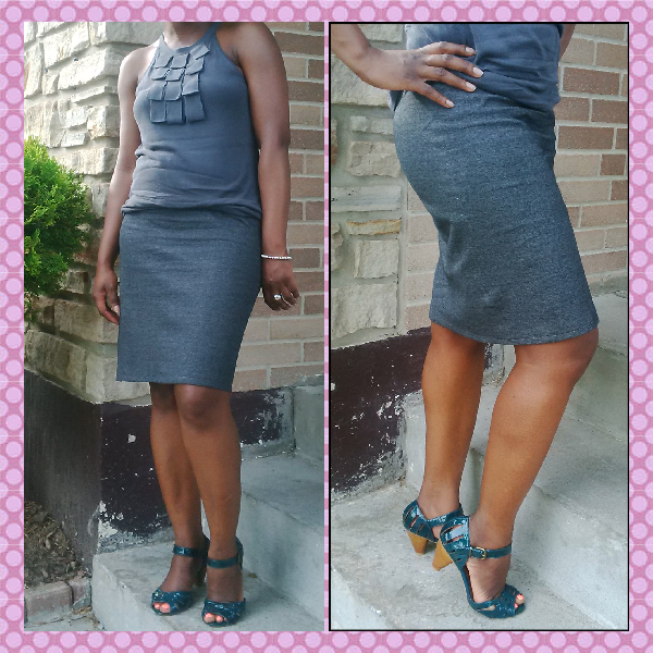 The Grey Element HD Skirt!