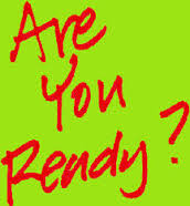 Re you ready